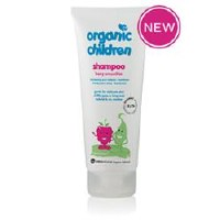 Green People Children BerrySmoothie Shampoo 200ml
