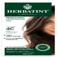 Herbatint Ash Chestnut Hair Colour 4C 1x150ml