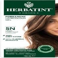 Herbatint Light Chestnut Hair Colour 5N 150ml