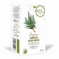 Heath And Heather Organic Green Rooibos Tea 20bag