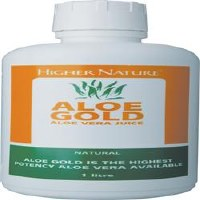 Higher Nature Aloe Gold (natural) 1000ml