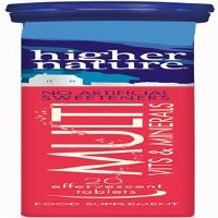 Higher Nature Fizzy Multi 20 tablet