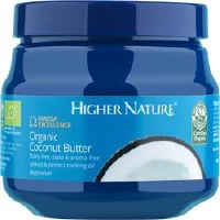 Omega Excellence Org Coconut Butter 400g