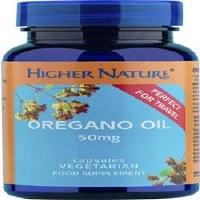 Higher Nature Oregano Oil 90 capsule