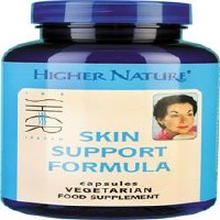 Higher Nature Sher Skin Support Formula 90 capsule