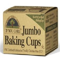 If You Care Jumbo Baking Cups 24pieces