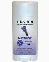 JASON Lavender Deodorant Stick 75g