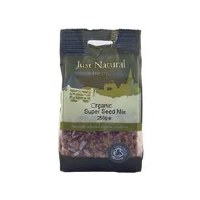 Just Natural Organic Org Omega 3 Seed Mix 250g