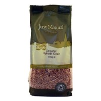 Just Natural Organic Org Wheat Grain 500g