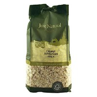 Just Natural Organic Org Jumbo Oats 350g