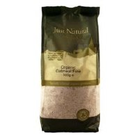 Just Natural Organic Org Oatmeal Fine 500g