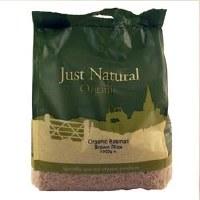Just Natural Organic Org Basmati Brown Rice 1000g