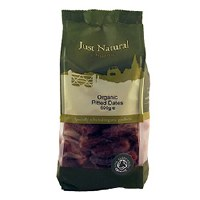 Just Natural Organic Org Pitted Dates 500g