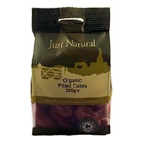 Just Natural Organic Org Pitted Dates 250g