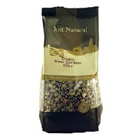 Just Natural Organic Org Green Split Peas 500g