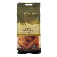 Just Natural Organic Org Mango Slices 125g