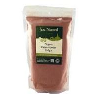 Just Natural Organic Org Cacao Powder Raw 200g