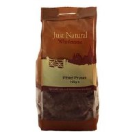 Just Natural Wholesome Pitted Prunes 500g