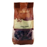 Just Natural Wholesome Pitted Dates 500g