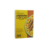 Just Wholefoods Organic Vegan Sausage Mix 125g