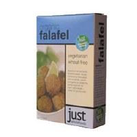 Just Wholefoods Organic Falafel Mix 120g