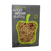 Just Wholefoods Org Sage & Onion Stuffing Mix 125g