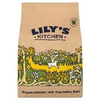 LILY'S KITCHEN - Food  Dog Chicken & Veg Bake 1000g