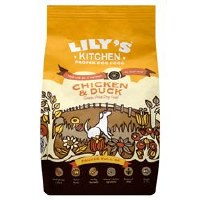 Lilys Kitchen Dog Chicken & Duck Dry 1000g