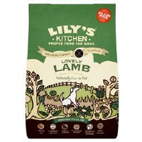 Lilys Kitchen Dog Lovely Lamb Dry 4x2.5kg