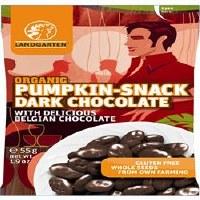 Landgarten Pumpkin Snack Dark Chocolate 50g