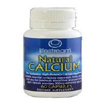 Lifestream Natural Calcium 60 capsule