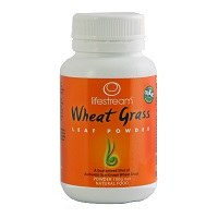 Lifestream Org Wheatgrass Powder 100g