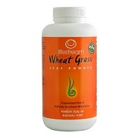 Lifestream Org Wheatgrass Powder 250g