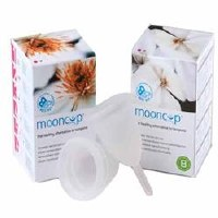 Moon Cup Menstrual Cup Size B 1pieces
