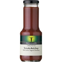 Meridian Org Tomato Ketchup 285g