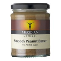 Meridian Smooth Peanut Butter With Salt 280g