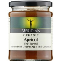 Meridian Org Apricot Fruit Spread 284g