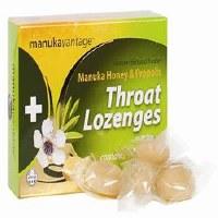 Manukavantage Honey & Propopolis Lozenges 16 lozenges