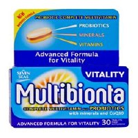 Multibion Probiotic Multivitamins 60 tablet