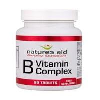 Natures Aid Vitamin B Complex 90 tablet