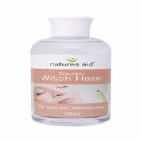 Natures Aid Witch Hazel 150ml
