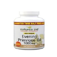Natures Aid Promotional Packs Evening Primrose Oil 1000mg 180 Softgels