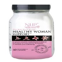 Natural Health Practice Healthy Women Support 60 capsule