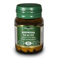 Natures Own Niacin B3 50mg 50 tablet