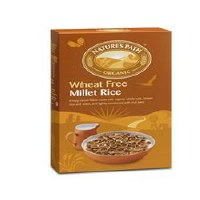 Natures Path Millet Rice 375g