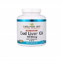 Natures Aid Promotional Packs CLO 1000mg 180 capsule
