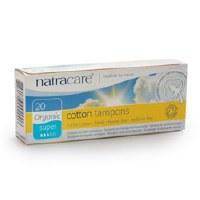 Natracare Org Non Applicator Tamp Super 20pieces