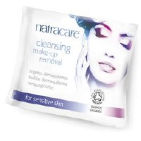 Natracare Cleansing Make-Up Removal Wipe 1x20wipe