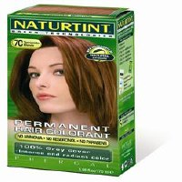 Naturtint Hair Dye Terracotta Blonde 1x160ml