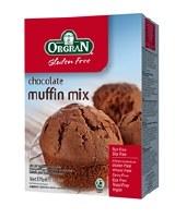 Orgran Chocolate Muffin Mix 375g
